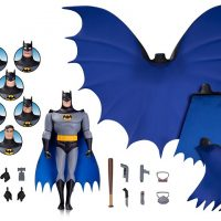 Batman The Animated Series Batman Expressions Pack