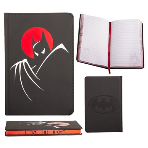 Batman The Animated Series Dark Knight Journal