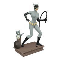 Batman The Animated Series Femme Fatales Catwoman Statue