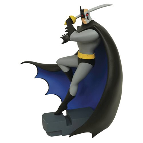 Batman The Animated Series HARDAC Batman Gallery Statue