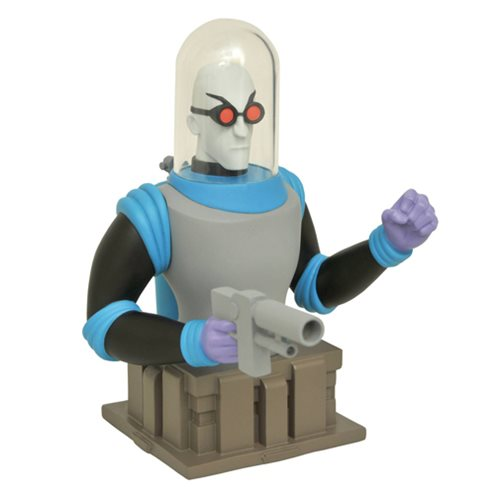 Batman The Animated Series Mr. Freeze Bust