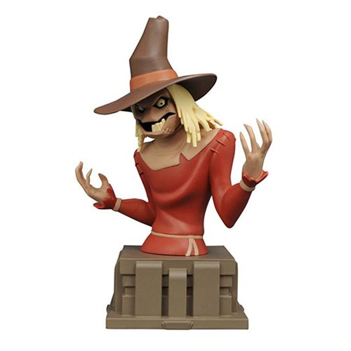 Batman The Animated Series Scarecrow Bust