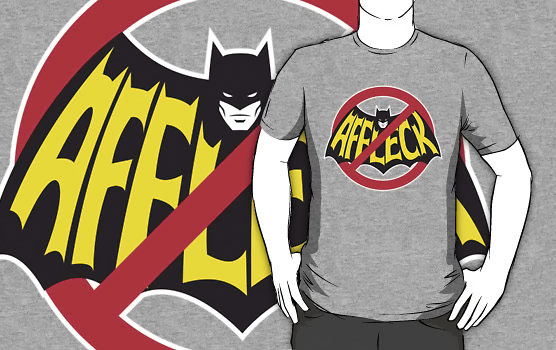 Batman The Dark Horse Affleck Shirt