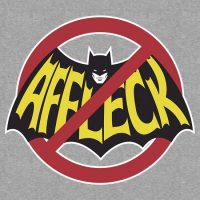Batman The Dark Horse Ben Affleck Shirt