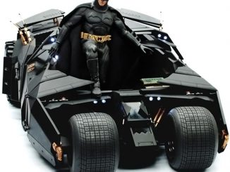 Batman The Dark Knight Batmobile