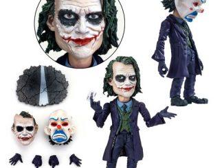 Batman The Dark Knight Joker Deformed Action Figure