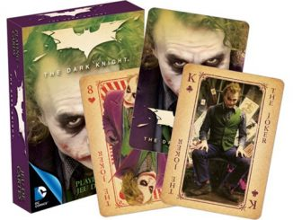 Batman The Dark Knight Joker Playing Cards