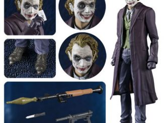 Batman The Dark Knight Joker SH Figuarts Action Figure