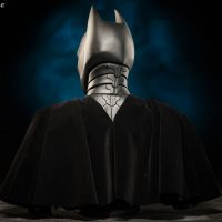 Batman The Dark Knight Life-Size Bust Back