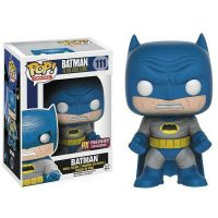 Batman The Dark Knight Returns Batman Blue Version Pop Vinyl Figure