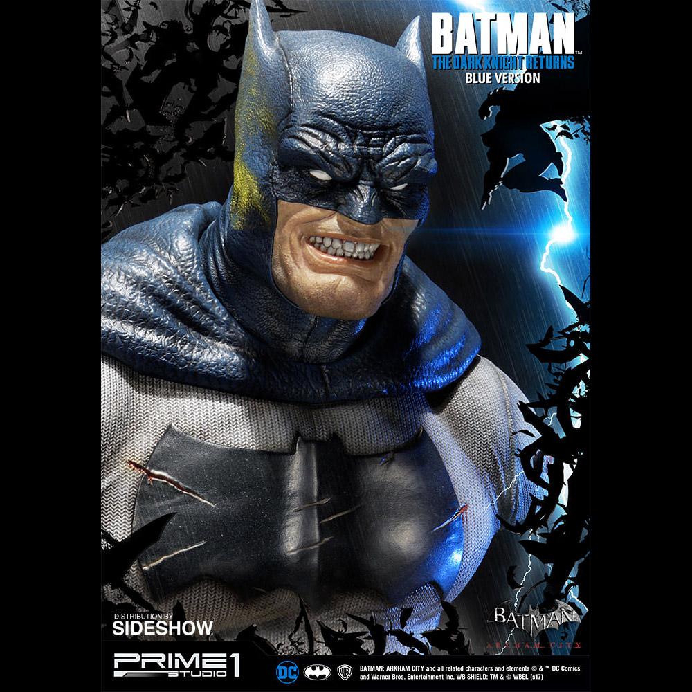 Batman The Dark Knight Returns Blue Version Bust