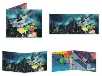 Batman The Dark Knight Returns Dynamic Duo Mighty Wallet