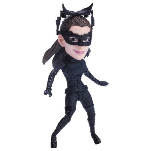 Batman The Dark Knight Rises Catwoman Deformed Action Figure