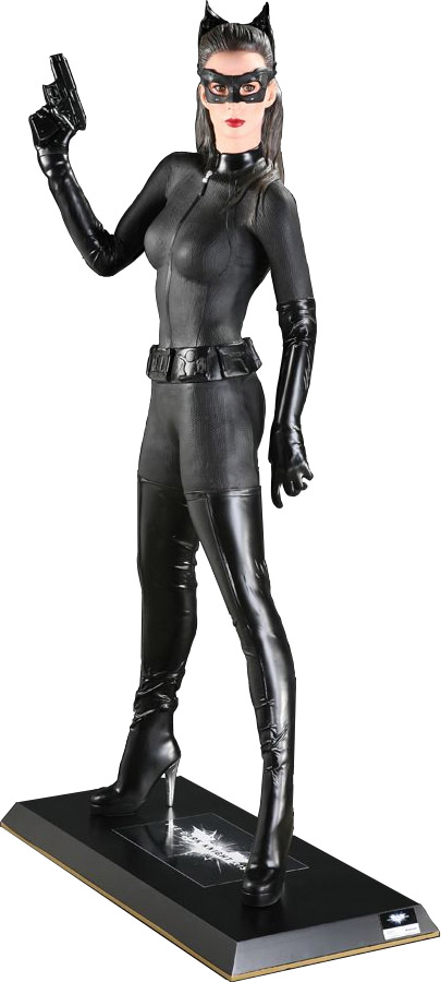 Batman The Dark Knight Rises Catwoman Life-Size Statue
