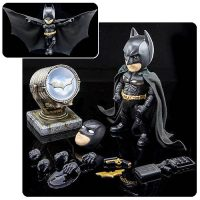 Batman The Dark Knight Rises Hybrid Metal Figuration Action Figure