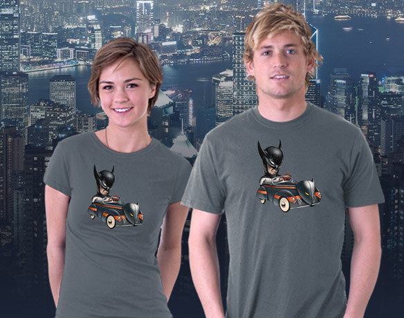 Batman The Detective T-Shirt
