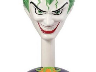 Batman The Joker Head Goblet