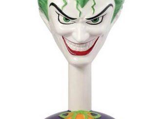 Batman The Joker Head Goblet