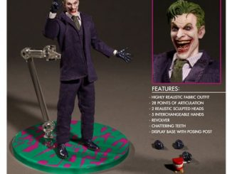 Batman The Joker One 12 Collective Action Figure