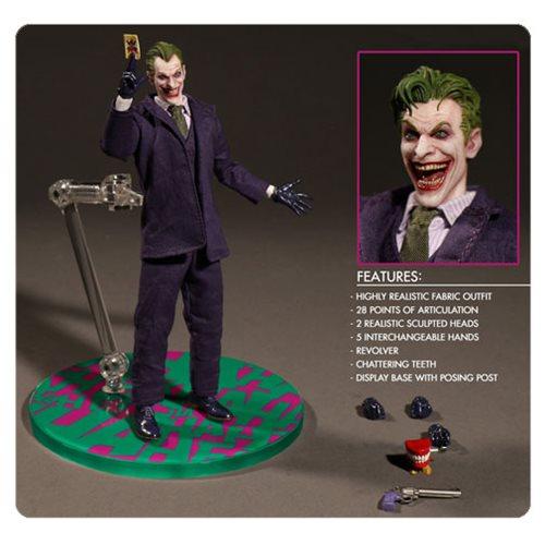 Batman The Joker One 12 Collective Action Figure