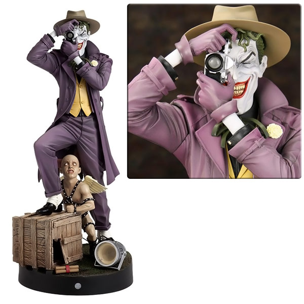 Batman The Killing Joke The Joker ArtFX Statue