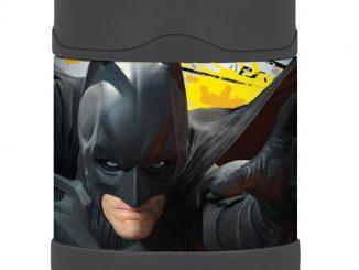 Batman Thermos Food Jar
