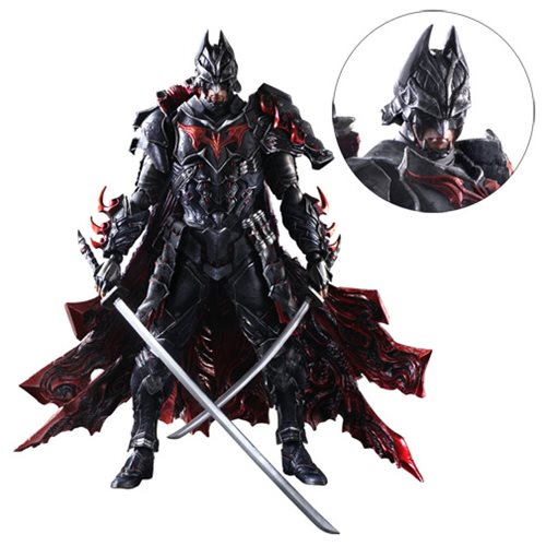 Batman Timeless Bushido by Hitoshi Kondo Variant Play Arts Kai Action Figure