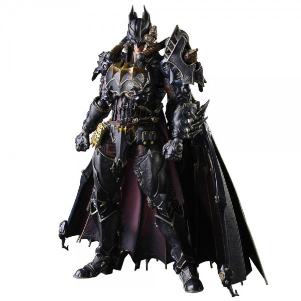 Batman Timeless Steampunk Variant Play Arts Kai Action Figure
