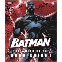 Batman Ultimate Guide Hardcover Book