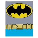 Batman-Uniform-Hardcover-Journal