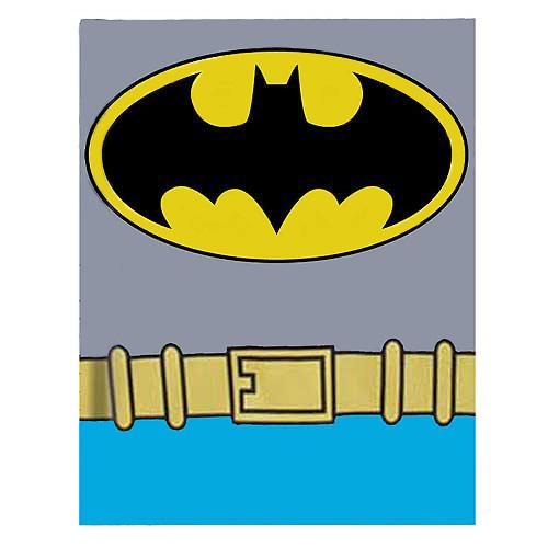 Batman-Uniform-Hardcover-Journal