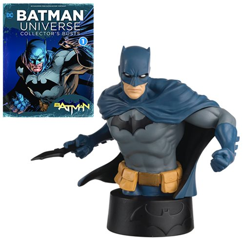 Batman Universe Bust Collection Batman Bust with Magazine #1