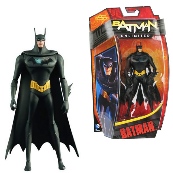 Batman Unlimited Action Figure