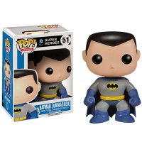 Batman Unmasked Pop Vinyl Figure
