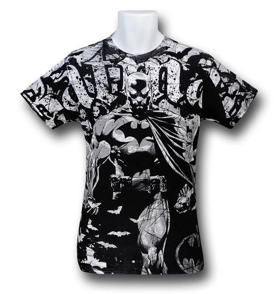 Batman urban legend all over print t shirt for All over printing t shirts