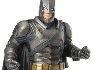 Batman V Superman Dawn of Justice Armored Batman Bust Bank