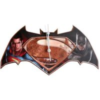 Batman V Superman Wall Clock