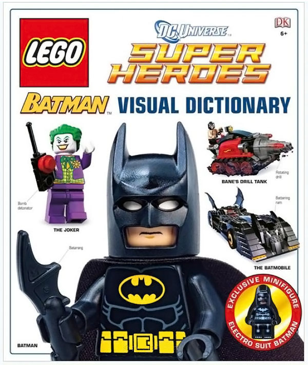 Batman Visual Dictionary