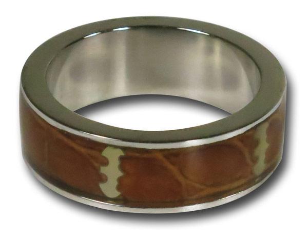 Batman Wood Ring