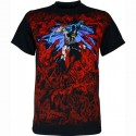 Batman Zombie Fight T Shirt