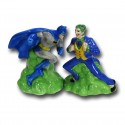Batman and Joker Salt and Pepper Shakers