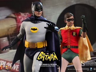 Batman and Robin 1966 Sixth-Scale Figures