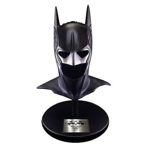 Batman and Robin Batman Life Size Sonar Cowl Replica