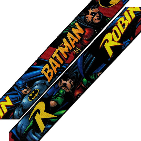 Batman and Robin Belt