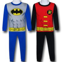 Batman and Robin Kids Pajamas