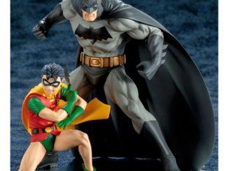 Batman and Robin The Boy Wonder ArtFX+ Statue 2-Pack