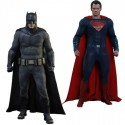 Batman and Superman Sixth-Scale Figure Set small