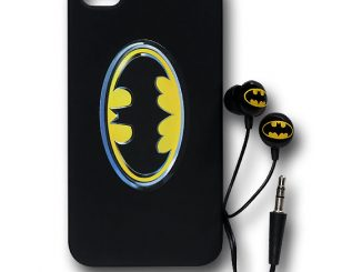 Batman iPhone Case & Earbud Pack