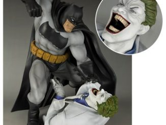 Batman the Dark Knight Returns Hunt the Dark Knight ArtFX Statue