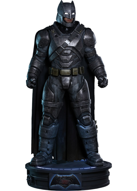 Batman v Superman Armored Batman Life Size Figure